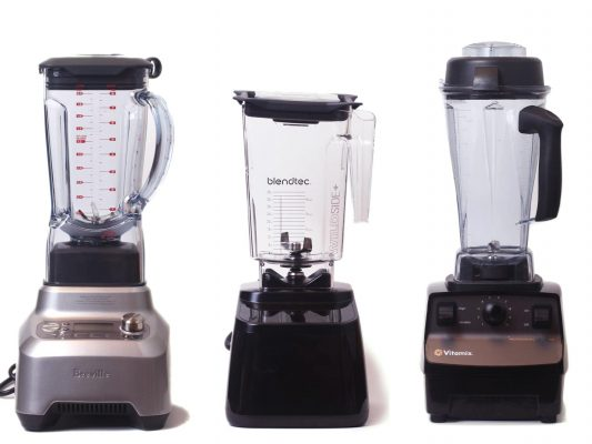 Vitamix vs. BlendTec vs. Breville: Who Makes the Best Blender?