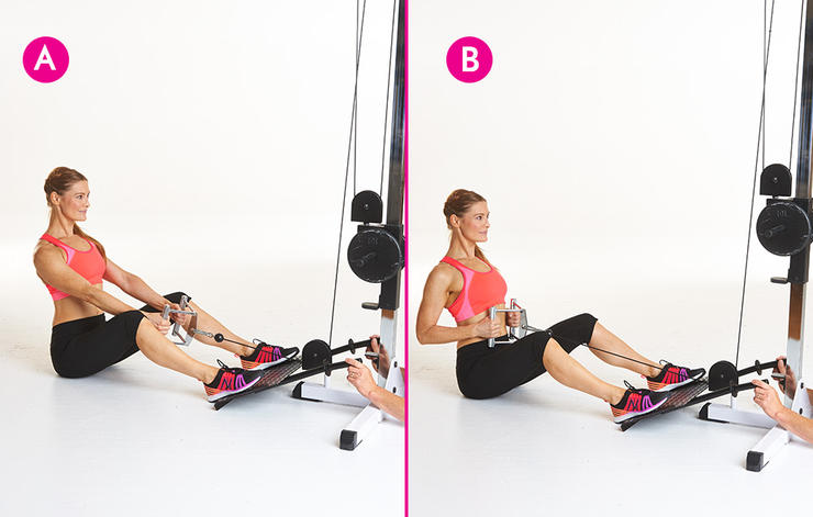 Fitness For Womens: The 5-Move Workout That'll Make You the Queen of the Weight Room