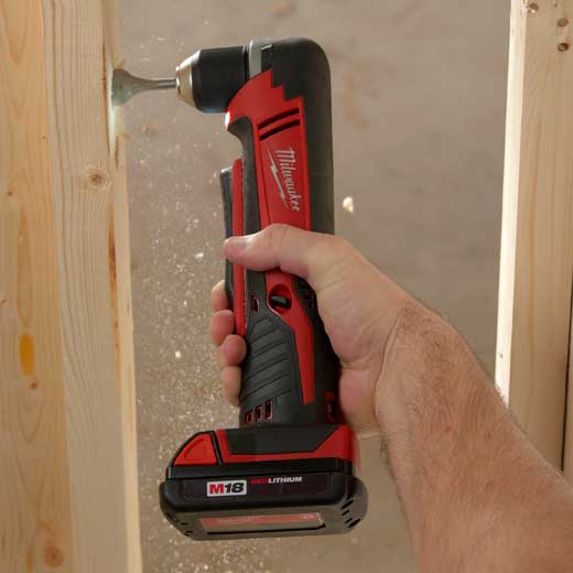 Milwaukee M12 Right Angle Drill