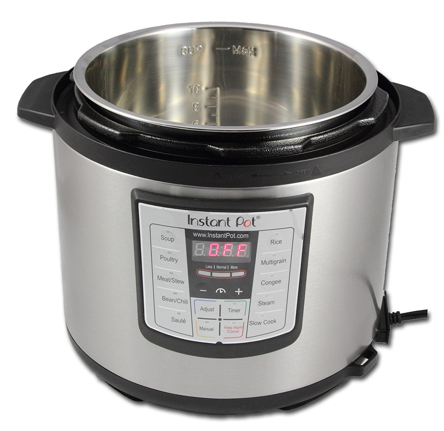 Safe of Instant Pot 6 in 1