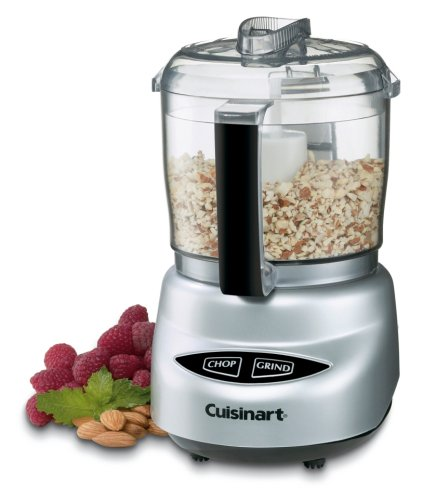 A mini option - Cuisinart Mini Prep Plus Food Processor