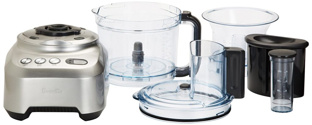 A more powerful option - Breville Sous Chef Food Processor