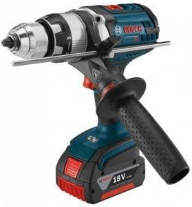 New Bosch 18V Wrist-Saving Cordless Drills