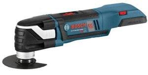New Bosch 18V Brushless Oscillating Tool