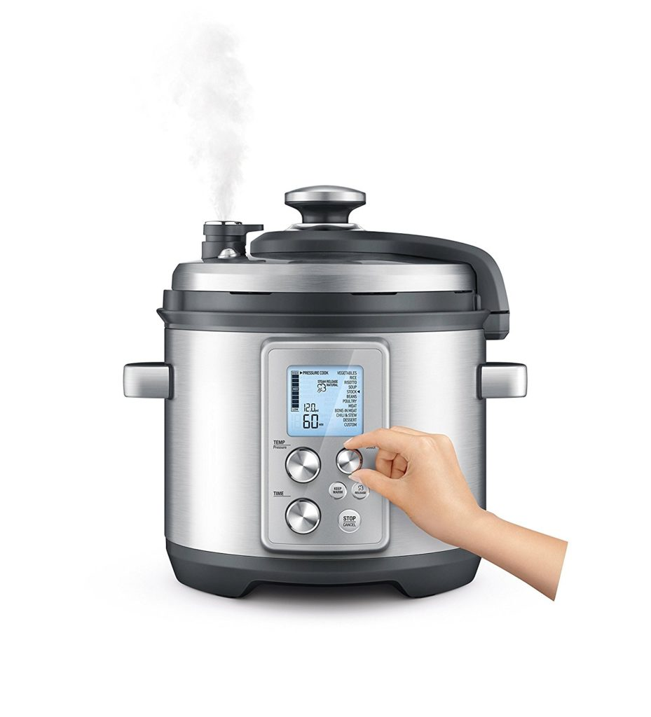 Best Electric Pressure Cooker by Breville Fast Slow Pro