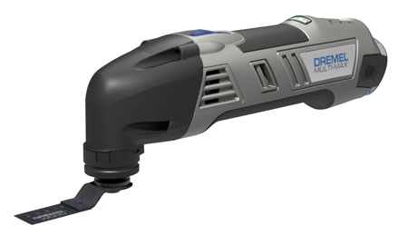 New 12V Cordless Dremel Multi-Max Oscillating Tool