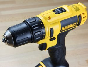 Dewalt 12V Max Handle & Common Features