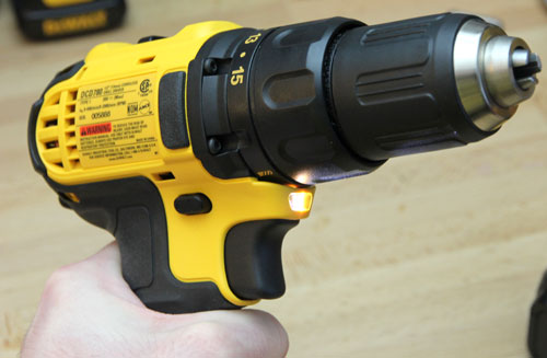 Dewalt 20V Compact Cordless Drill DCD780C2 Review