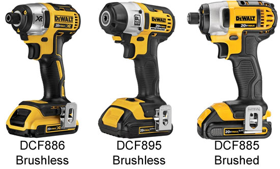 Best Cordless Impact Drivers 2015 Edition