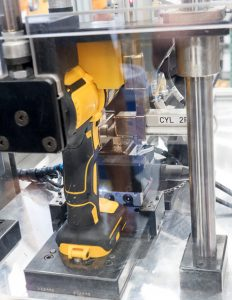 dewalt-20v-max-brushless-premium-drill-usa-assembly-testing-in-progress