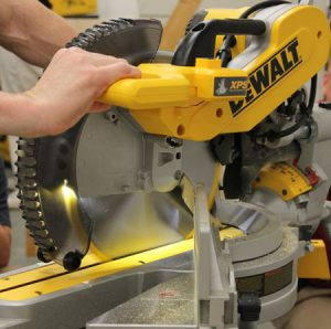 Dewalt Miter Saw XPS
