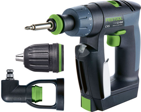 The Best CXS Compact Cordless Drill.