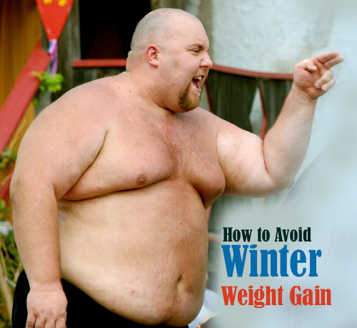 Weight Lose Avoid Winter Weight Gain