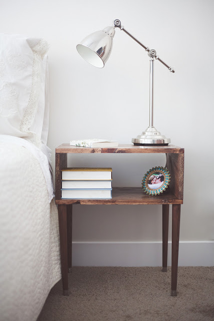 The Best Diy Nightstand Wood.