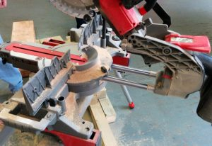 Milwaukee Miter Saw M18 Fuel 10″