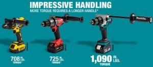 New Makita 18V XPH07 Brushless Hammer Drill