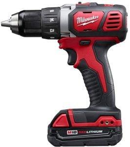 milwaukee-2606-m18-drill-driver Best Cordless Drill