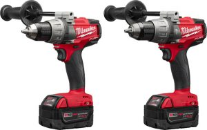 New Milwaukee 2nd Gen M18 Fuel Brushless Drill (2703) and Hammer Drill (2704)