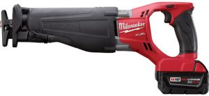 MILWAUKEE M18 FUEL SAW