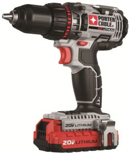 porter-cable-20v-pcc600-drill-driver Best Cordless Drill