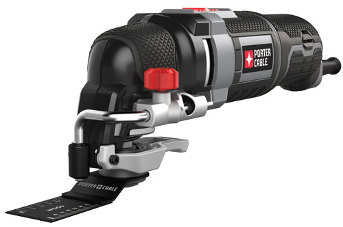 New Porter Cable 3.0A Corded Oscillating Multi-Tool