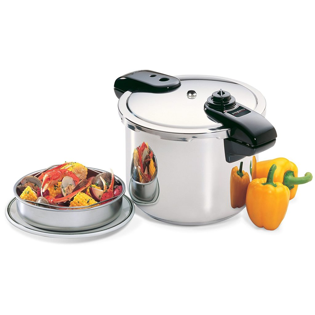 Best Electric Pressure Cooker by Presto 01370 8-Quart Stainless Steel