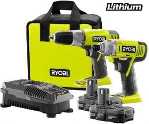 ryobi-18v-p882-drill-and-impact-driver-combo-kit