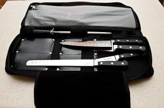 Saber Kitchen Knives Kit For Home Cook