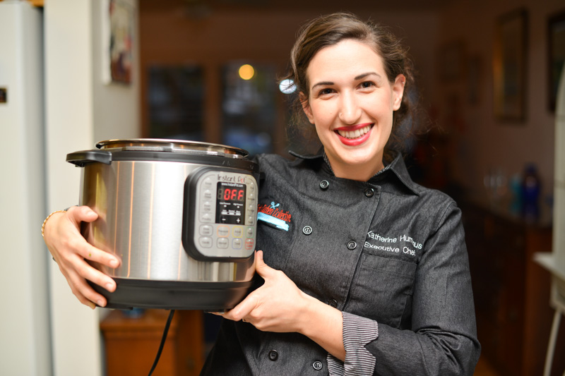 Instant Pot 6 in 1 6-Quart 1000-Watt (IP-LUX60)