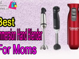 The Best Immersion Hand Blender for Moms