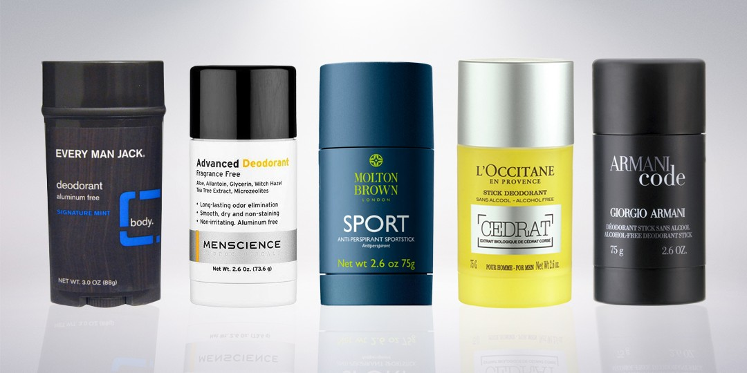 best deodorants for men bestter choices bestter living