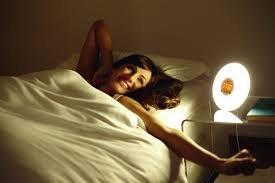 The way that I wake up every morning Wake-Up Light