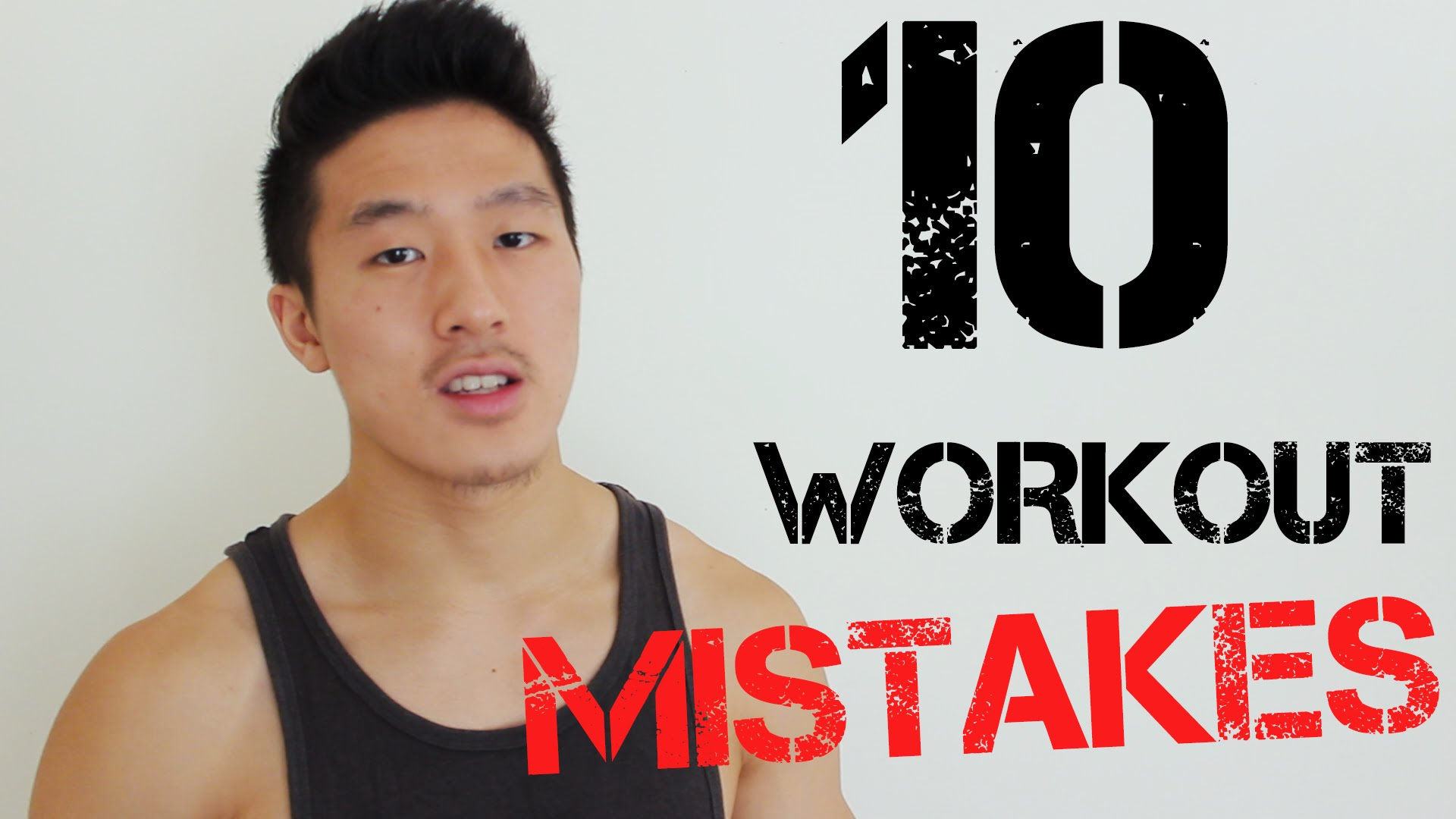 Top 10 Common Workout Mistakes