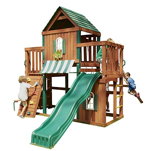 Winchester Wood Complete Play Set
