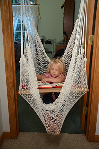 Rainy Day Indoor net swing