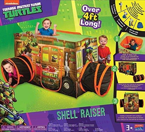 Teenage Mutant Ninja Turtle Shellraiser car by Playhut