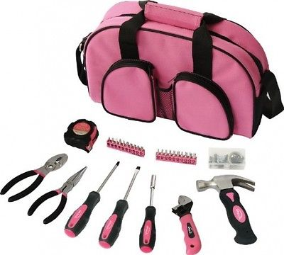 Apollo Precision Tools DT9706P Pink General Tool Set