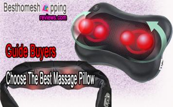 Guide Buyers choose the best massage pillow