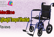 Medline Lightweight Transport Wheelchair Reviews