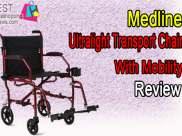 Medline Ultralight Transport Chair With Mobility Review
