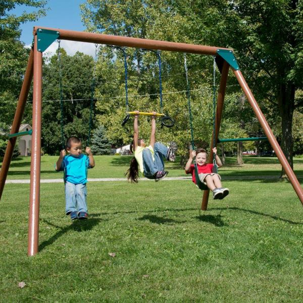 Swing-N-Slide Orbiter SwingSet
