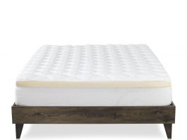 Extra Plush Double Thick Fitted Mattress Topper Review