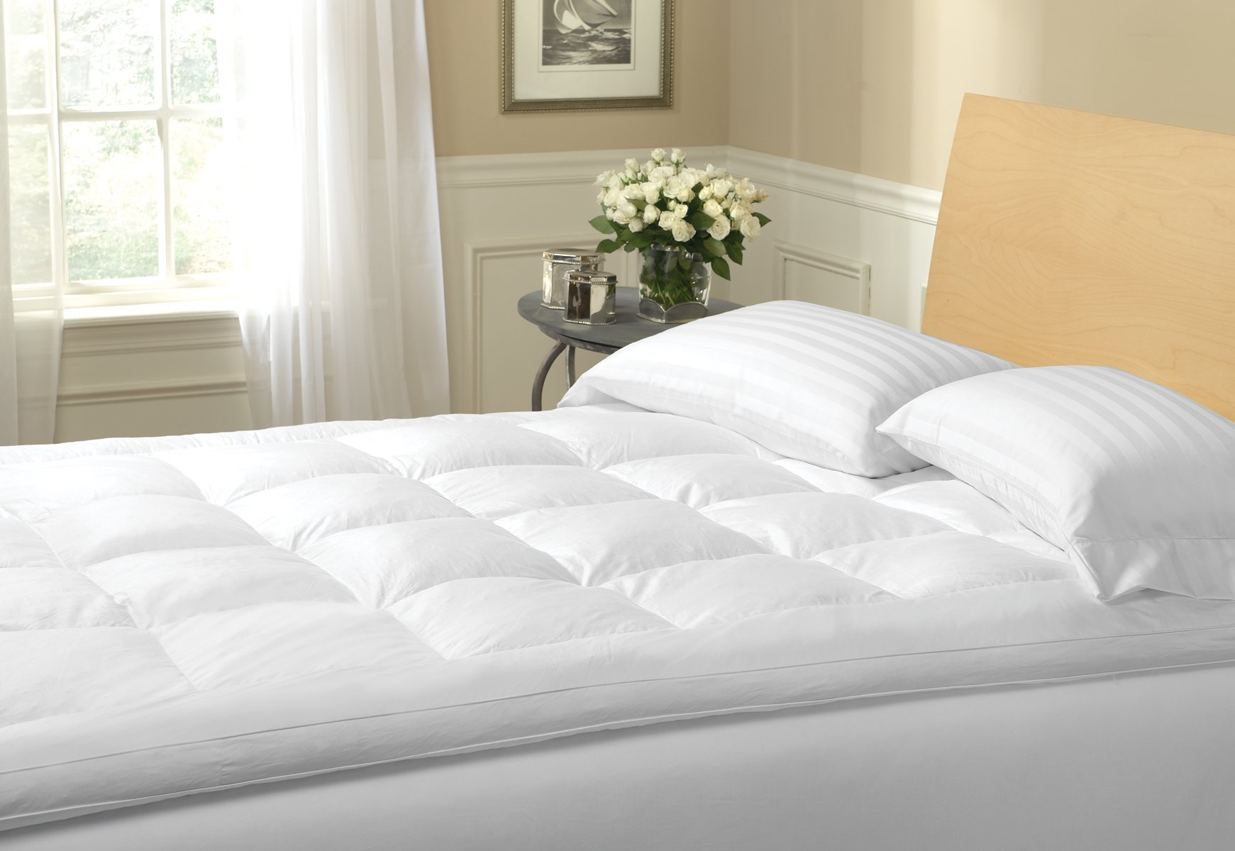 Feather Mattress Topper Review & Top 3 Toppers The Best