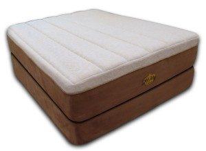 DynastyMattress Luxury Grand 15-Inch Memory Foam Mattress Review