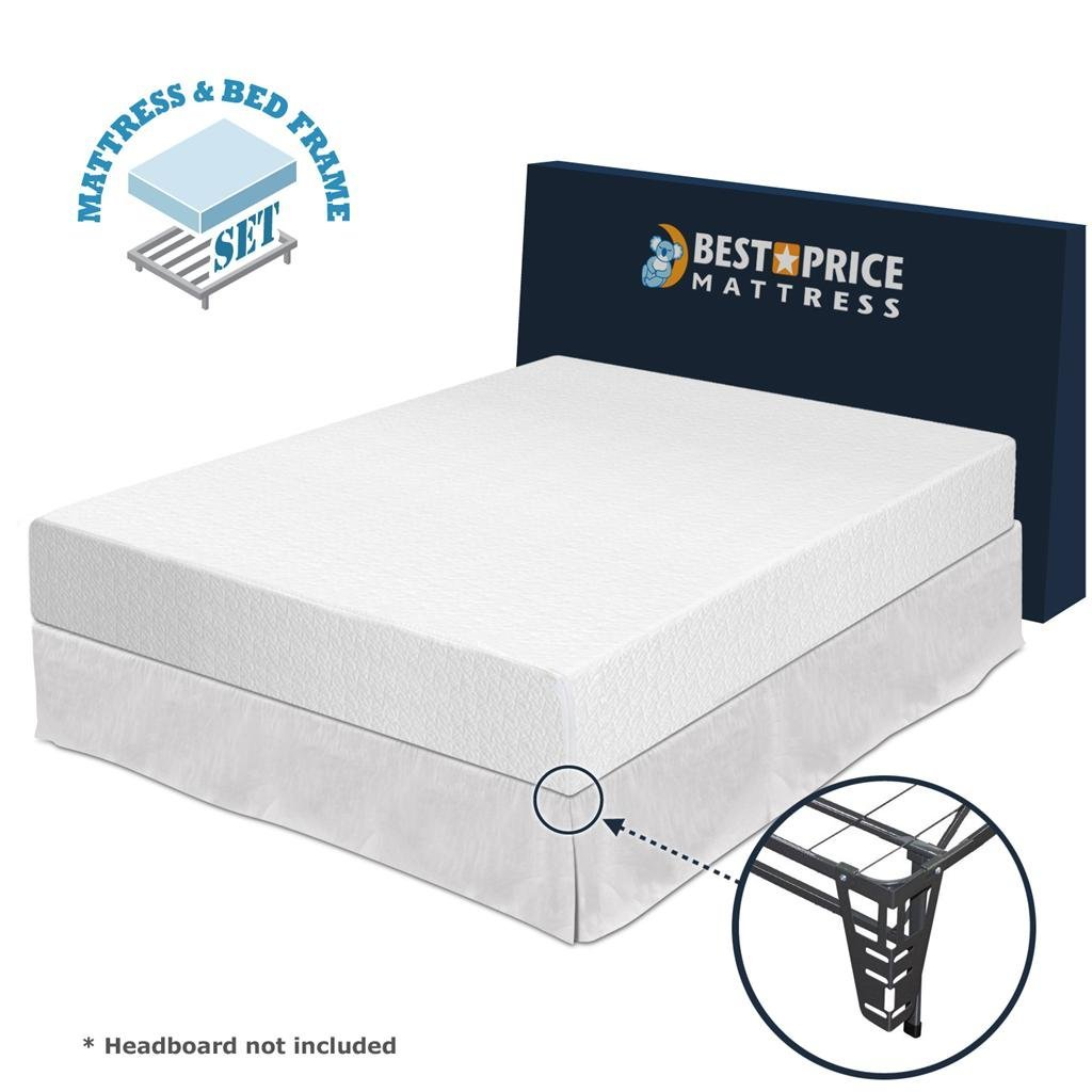 Best Price Mattress 12 Inch Grand Memory Foam Mattress Review Bestter Choices Bestter Living