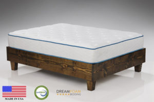 Dreamfoam Bedding Arctic Dreams 10-Inch Cooling Gel Mattress