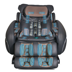Electric Full Body Massage Chair Recliner Footrest 06