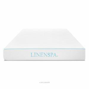 LINENSPA 10 Inch Gel Memory Foam Mattress