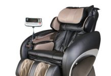 Osaki OS-4000 Black-Beige Zero Gravity Shiatsu Massage Chair