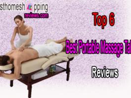 Top 6 Best Portable Massage Table Reviews